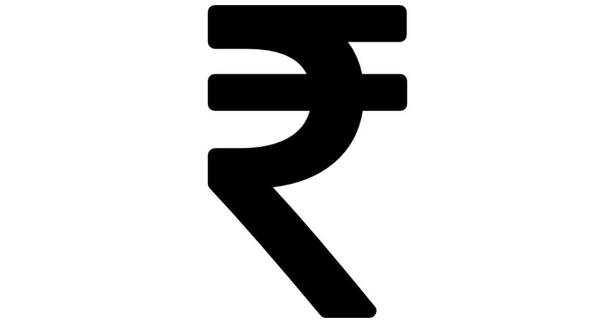 Rupee Symbol White Png , (+) Png Group.