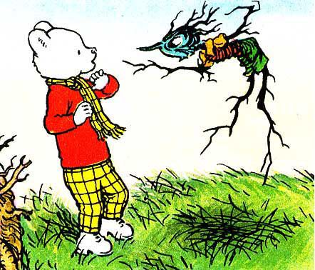 1000+ images about Rupert Bear on Pinterest.