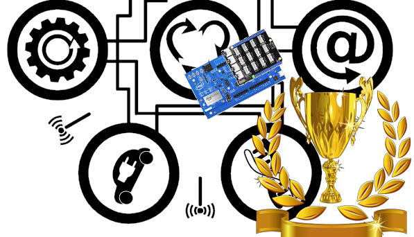 Indian Innovators Win Codeproject IoT Article Challenge 2016.