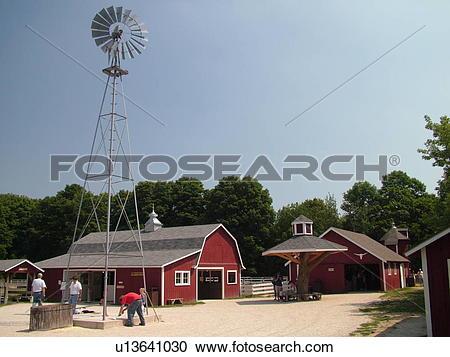 Stock Photography of Sturgeon Bay, WI, Wisconsin, Door Peninsula.