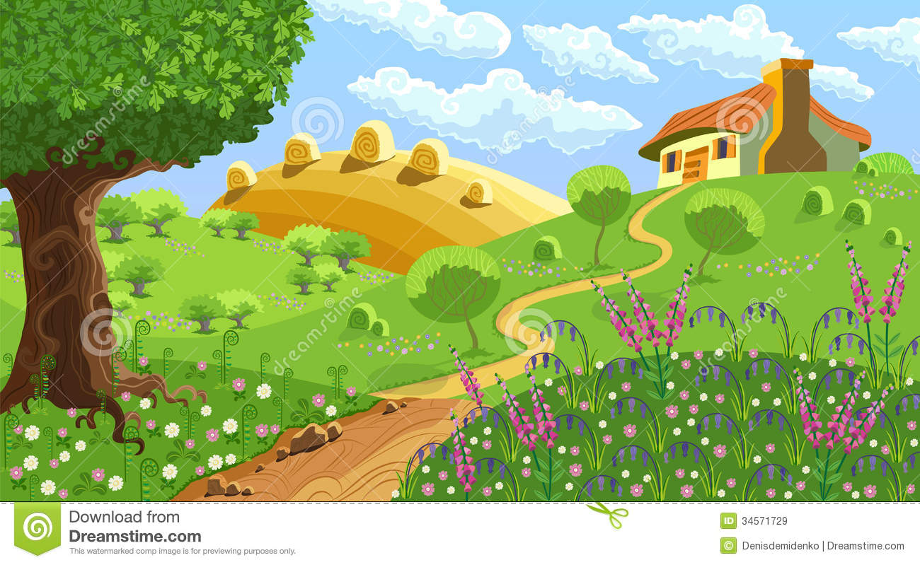 rural area clipart clipground