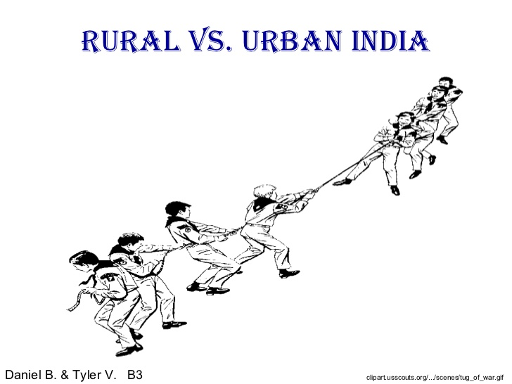 urban and rural essays.