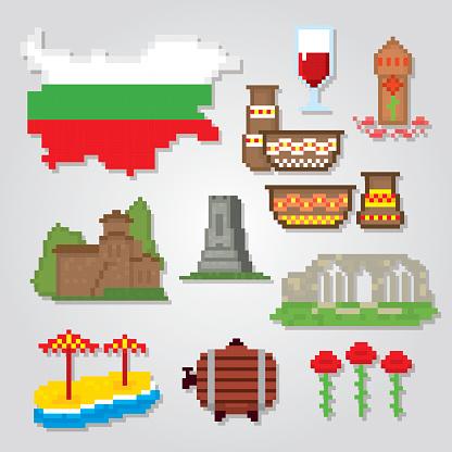 Ruse Bulgaria Clip Art, Vector Images & Illustrations.