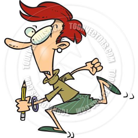Showing post & media for Women rushing cartoons.