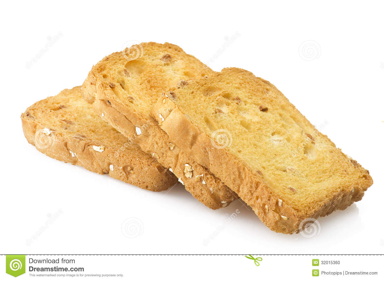 Rusk Bread Toast Biscuit Texture Background Stock Photos, Images.