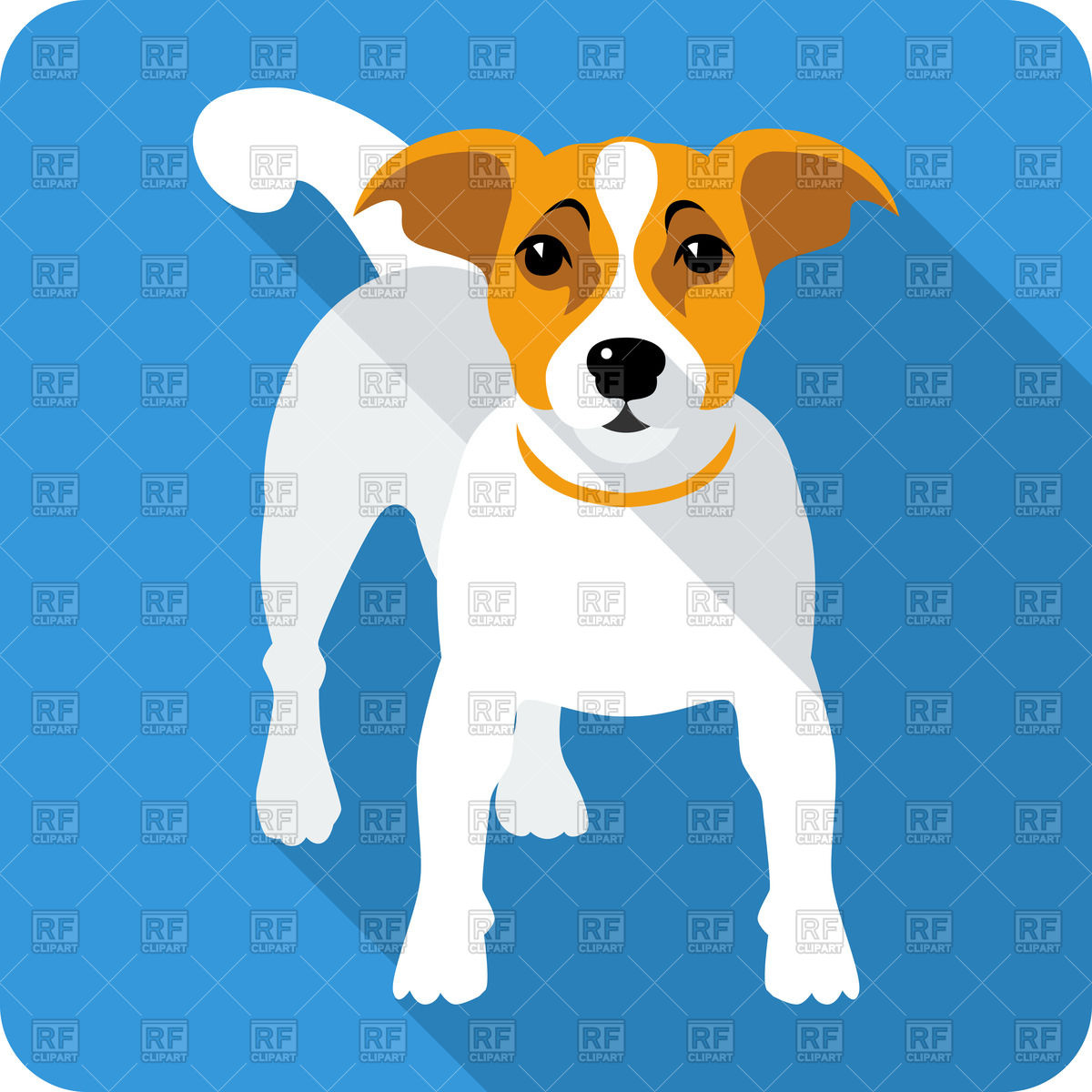 Jack Russell Terrier icon.