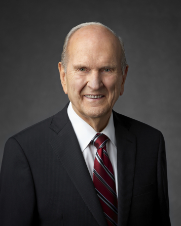 Russell M. Nelson.