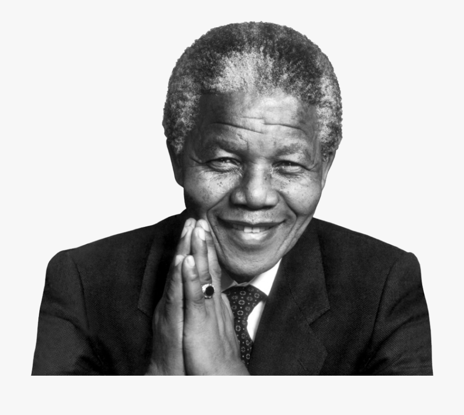 Nelson Mandela Png High Quality Image.