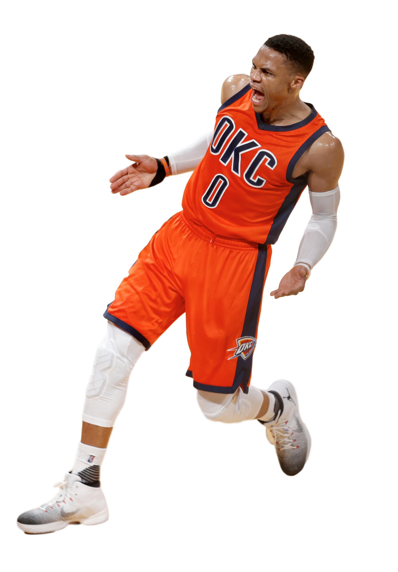 Russell Westbrook Face Png #505214.