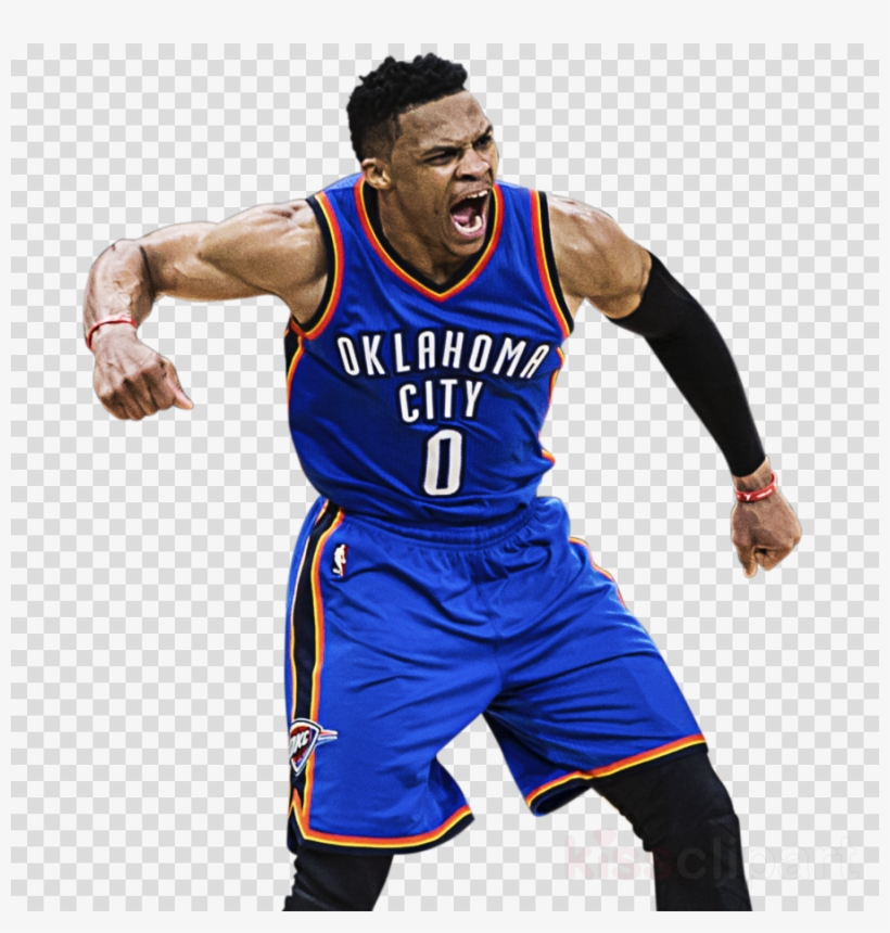 Wetbrook Png Clipart Russell Westbrook Oklahoma City.