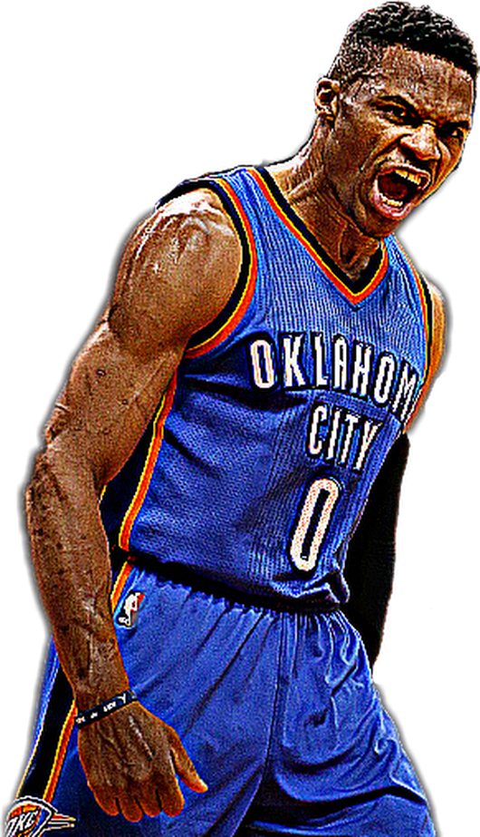 Russell Westbrook Png (95+ Images In Col #505216.