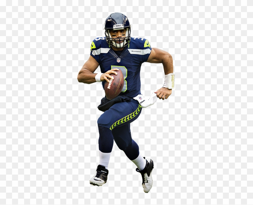 Seahawks Russell Wilson Png, Transparent Png.