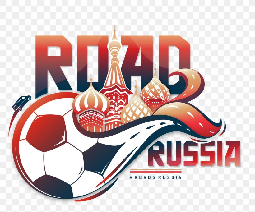 Road 2 Russia 2018 World Cup Logo Football, PNG, 1500x1248px.