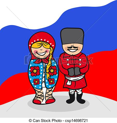 Russian clip art.
