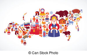 Russia Illustrations and Clipart. 26,501 Russia royalty free.