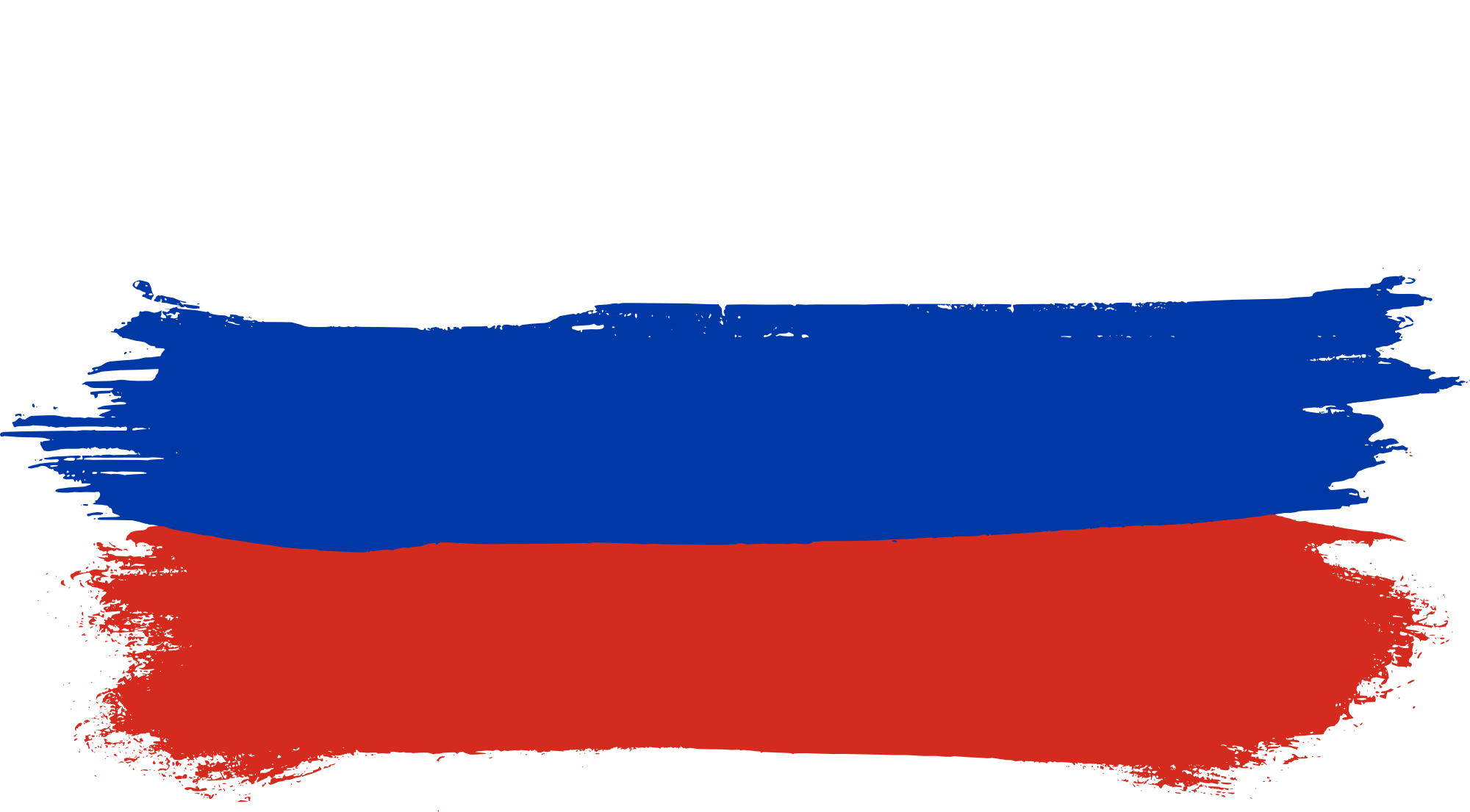 Russia Flag PNG Photos.