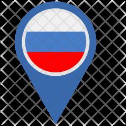 Russia Icon.