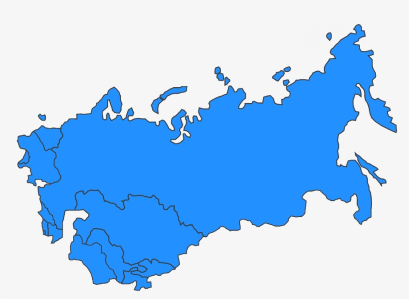 Download Russia Map No Background Clipart Russian Revolution.