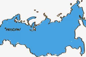 Russia map clipart 3 » Clipart Portal.