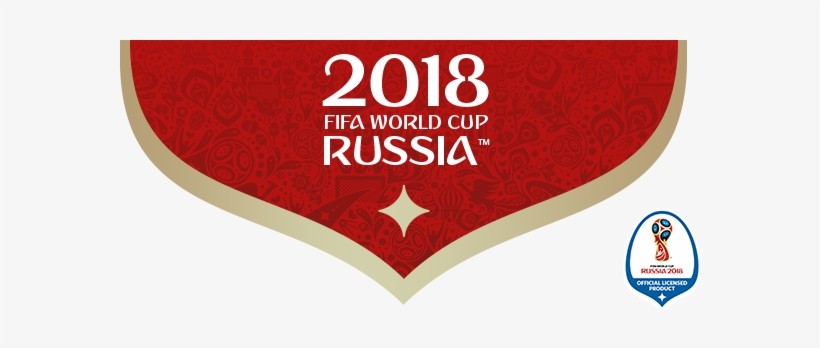 Russia 2018 World Cup Logo Png.