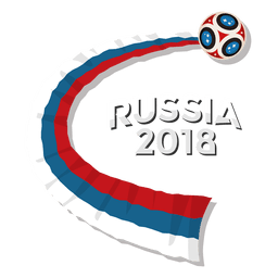 Russia world cup logo.