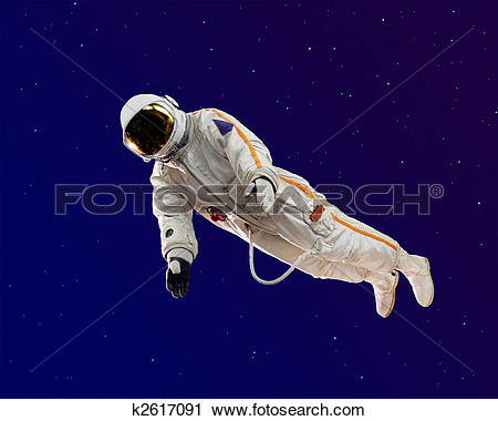 Stock Photography of old russian astronaut suit k2617091.