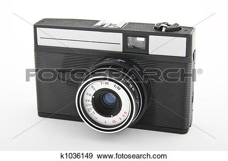 Stock Photograph of old russian camera k1036149.