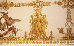 Monogram Russian Museum St Petersburg Stock Illustrations.