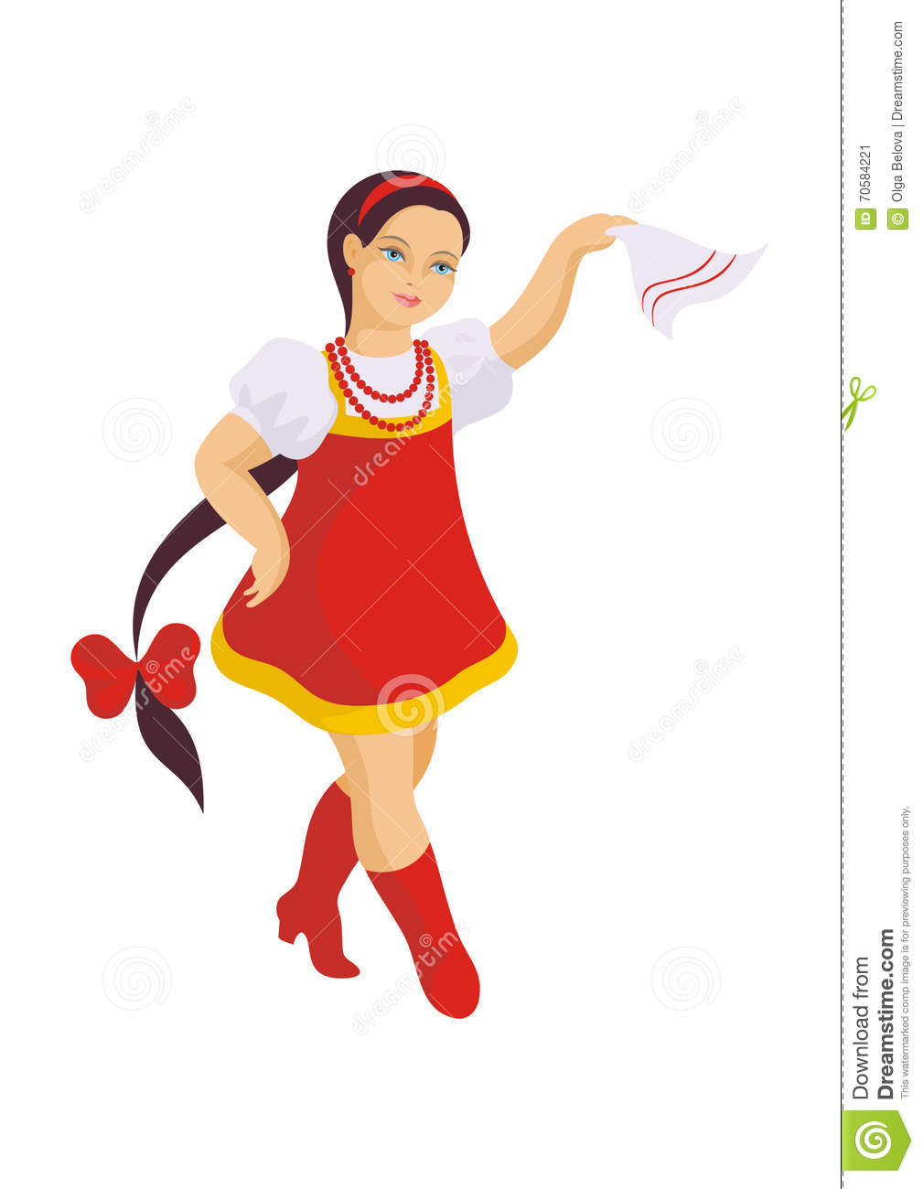 Russian dancer clipart 3 » Clipart Station.