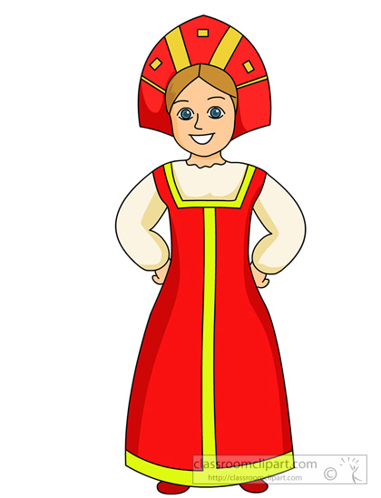 Free Russian Lady Cliparts, Download Free Clip Art, Free.