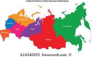 Russian federation Clip Art Vector Graphics. 1,191 russian.