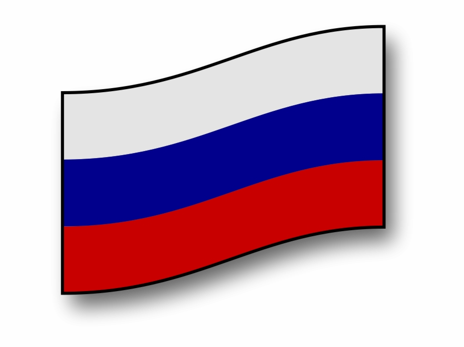 Russia Flag Clipart Free PNG Images & Clipart Download.