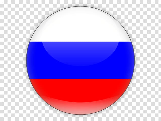 Icon Russian Flag transparent background PNG clipart.