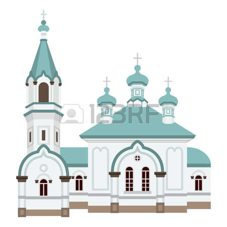 3,818 Orthodox Church Stock Illustrations, Cliparts And Royalty.