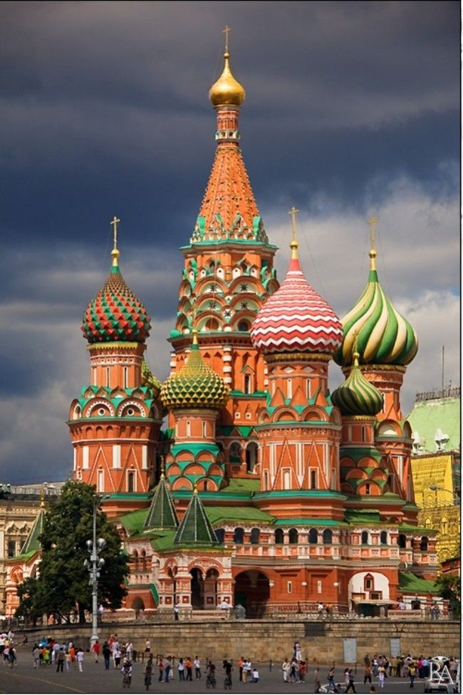 1000+ images about St. Basil's Cathedral on Pinterest.