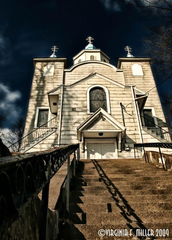 St. Ignatius Russian Orthodox Church, Centralia, Pa.