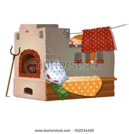 Wood Oven Stock Vectors, Images & Vector Art.