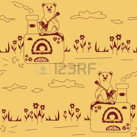 769 Russian Bear Stock Illustrations, Cliparts And Royalty Free.