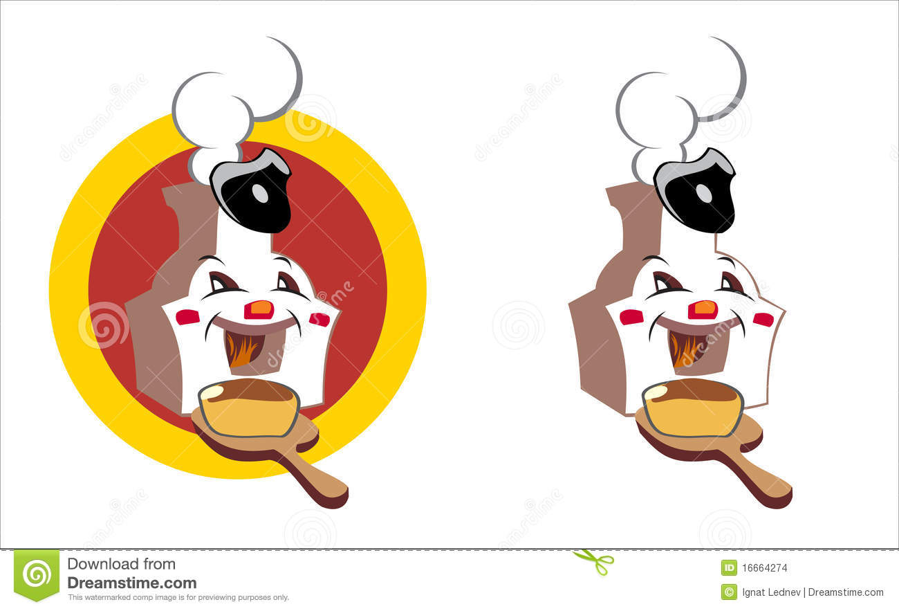 Russian Oven Stock Images.