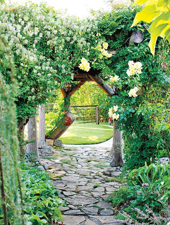 1000+ images about Garden: Arches on Pinterest.