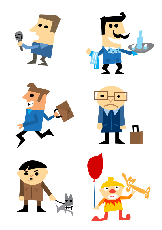 Free Clipart: Russikon.