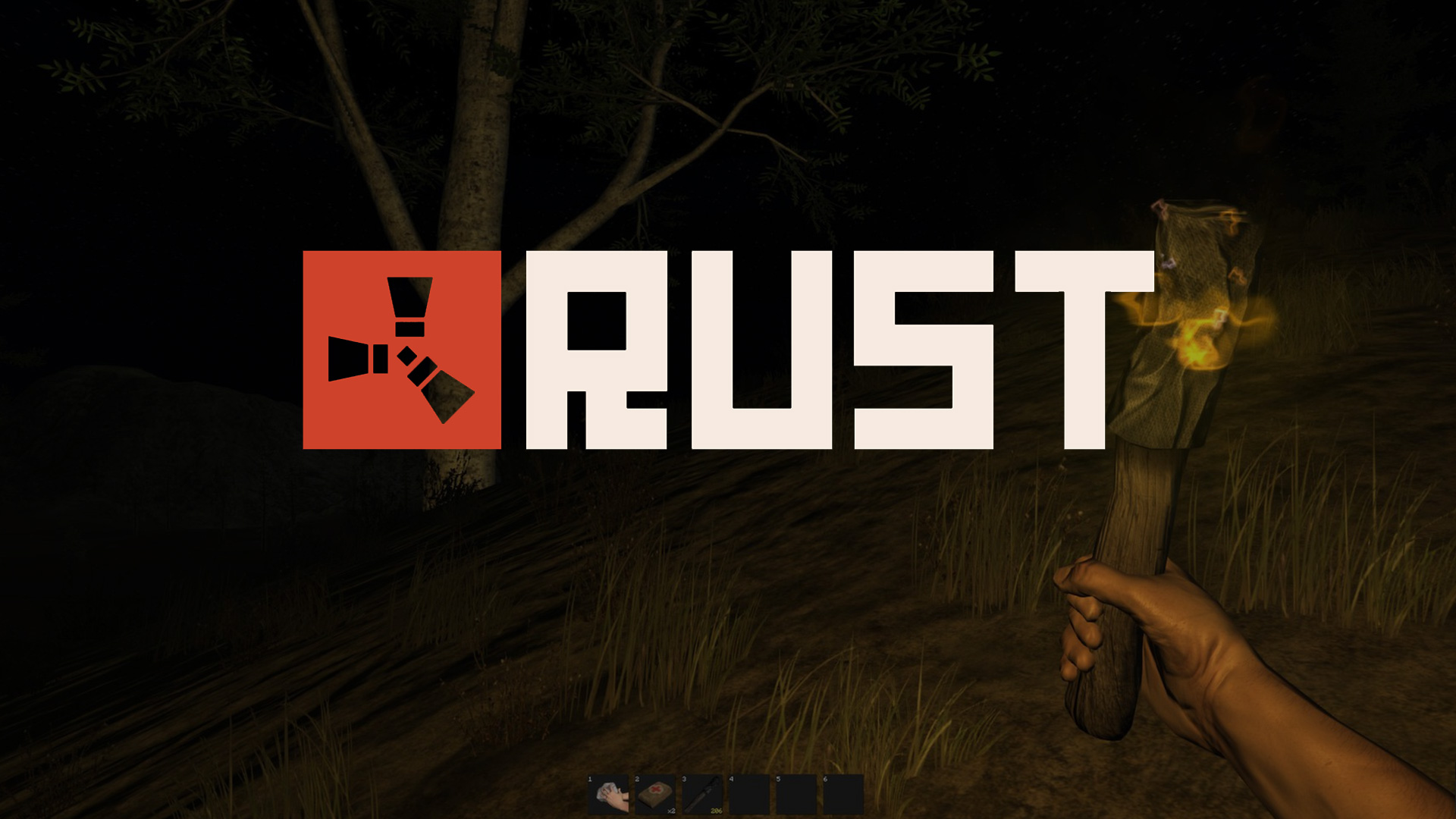 Rust The Game Clipart.
