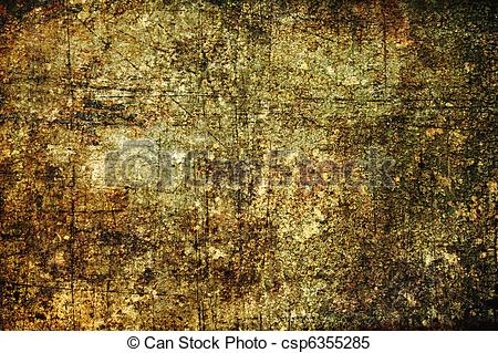 Stock Illustrations of Abstract grunge background: scratches, dirt.