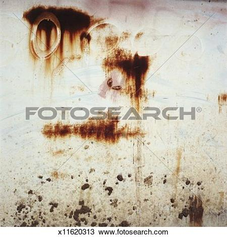 Stock Photo of Rust Stains x11620313.