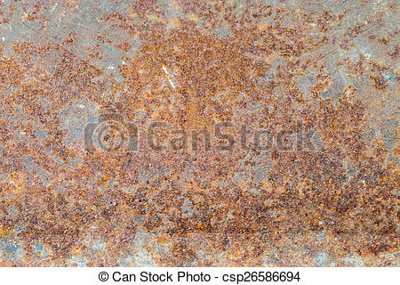 Stock Photographs of Old rust stains texture background.