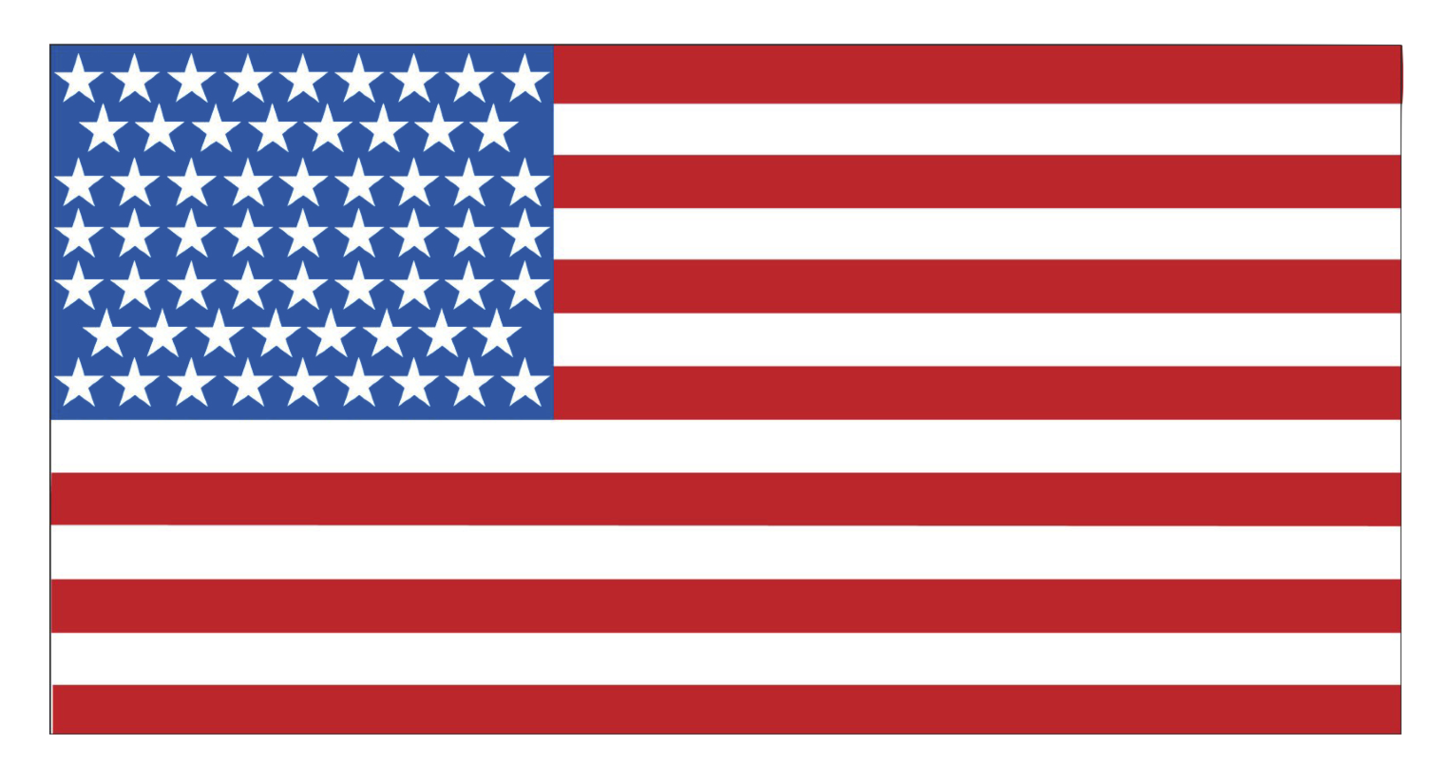 American Flag Clipart Free.