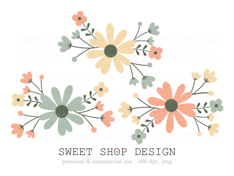 Rustic flowers clipart 20 free Cliparts | Download images ...