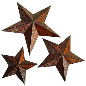Rustic star png clipart.
