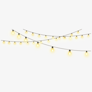 Pull Star String Creative Lights Lighting Clipart.