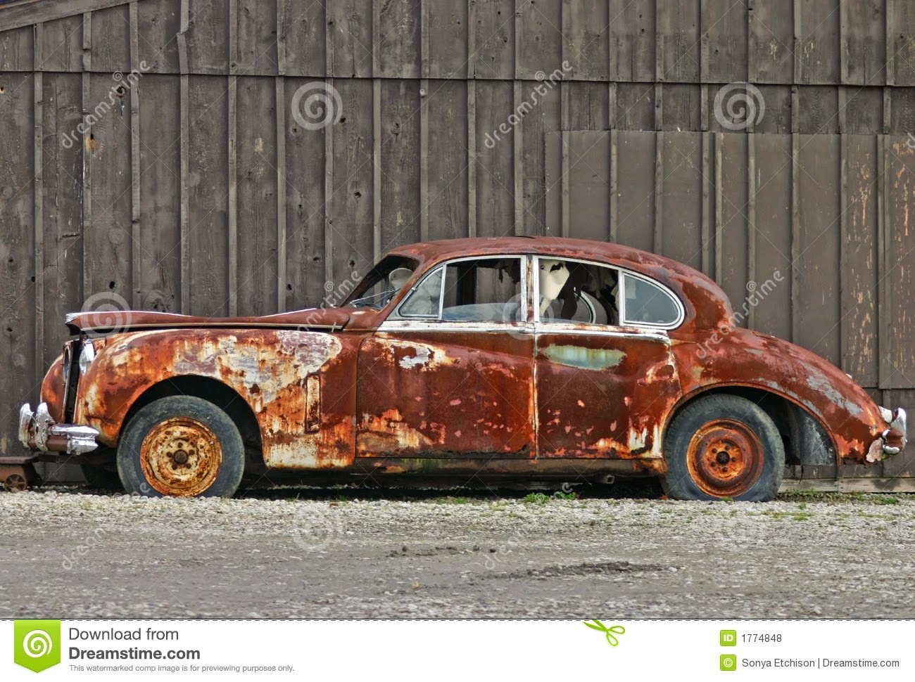 The Automobile and American Life: Nothing I hate more than rusty cars!.